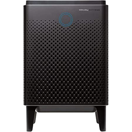 Coway Airmega 400 in Graphite/Silver Smart Air Purifier with 1,560 sq. ft. Coverage