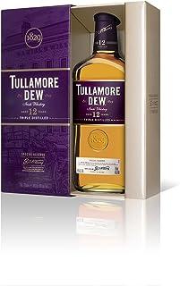 Tullamore DEW Irish Whiskey 12 Jahre mit Geschenkverpackung 1 x 0,7 l