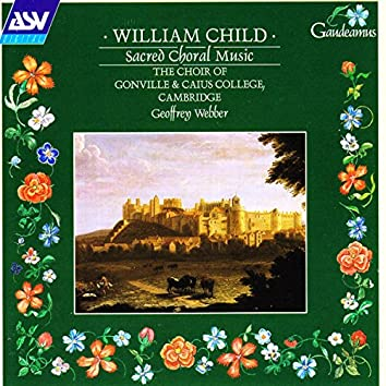 Child: Sacred Choral Music