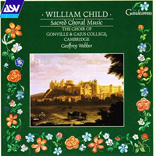The Choir of Gonville & Caius College, Cambridge & Geoffrey Webber