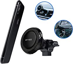 Car Phone Mount - RYYMX Phone Holder for Car Air Vent : CD Slot Car Phone Holder Universal, Compatible iPhone 11 Pro Xs Max XR X 8 8P 7 7Plus 6 6S, Samsung Galaxy S8 S9+ S10, Smartphones and Tablets