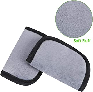 Baby Seat Belt Covers Stroller Belt Covers Accmor Baby Car Seat Strap Covers Car Seat Strap Pads for Baby Kids Shoulder Pads for Baby Kids