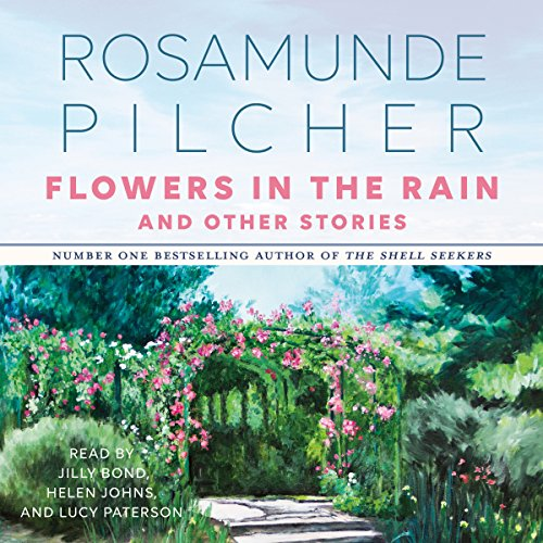 Flowers in the Rain & Other Stories audiobook cover art