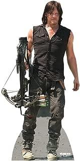 Advanced Graphics Daryl Dixon - AMC's The Walking Dead Life Size Cardboard Standup