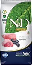 Farmina Natural & Delicious Grain Free Lamb and Blueberry Adult Cat, 11 lb bag