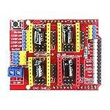Homyl A4988 CNC Shield Carte D'extension Compatible Pour Arduino V3