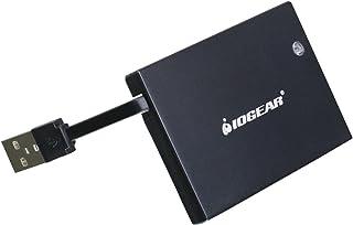 IOGEAR Portable Smart Card Reader,TAA Compliant, GSR203