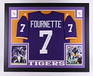 Leonard Fournette Signed LSU Tigers 35