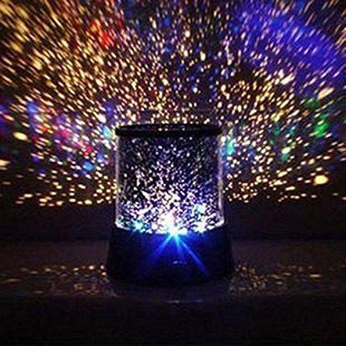 Contever® Luz nocturna LED Cielo Estrellado Lámparas para ...