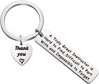 Lywjyb Birdgot Instructor Gift Instructor Thank You Gift A Truly Great Instructor is Hard to Find Instructor Appreciation Gift Retirement Gift