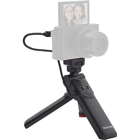 Newmowa Mini Shooting Grip vlog Camera Grip for Sony Vlogger Grip for Sony ZV1 RX100 VII M1 M2 M3 M4 M5 M6 M7 A6000 a6100 a6300 A6400 A6500 A6600