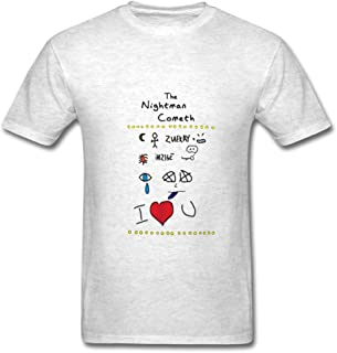 LoveTS Customize Men's The Nightman Cometh Light T-Shirts