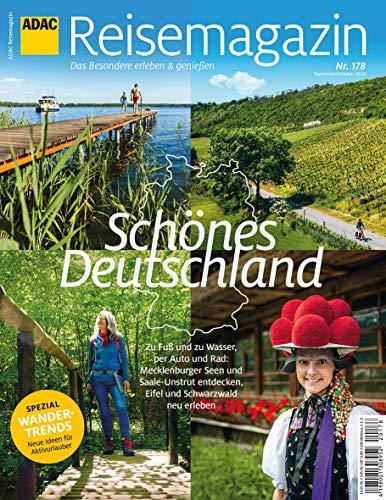ADAC Reisemagazin Schwerpunkt Schönes Deutschland: Titelthema: Schnes Deutschland (ADAC Motorpresse)
