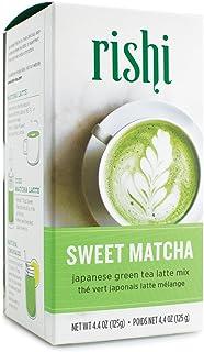 Rishi Tea Sweet Matcha Japanese Green Herbal Tea Powder | Immune System Booster, Naturally Sweet, Detox, Energy-Boosting |...