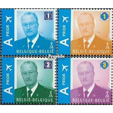 kompl.Ausg. 1964 Kultur Malerei Prophila Collection Belgien Block31 Briefmarken f/ür Sammler