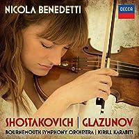 Shostakovich/Glazunov: Violin