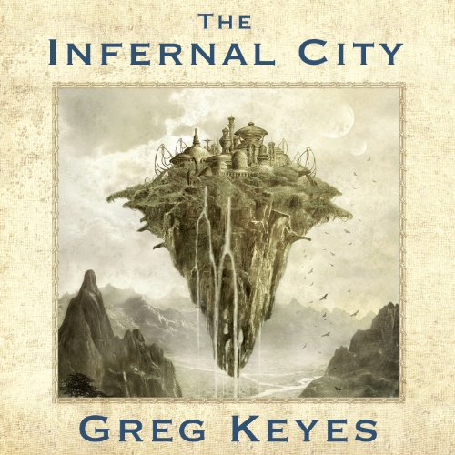 The Infernal City audiobook cover art