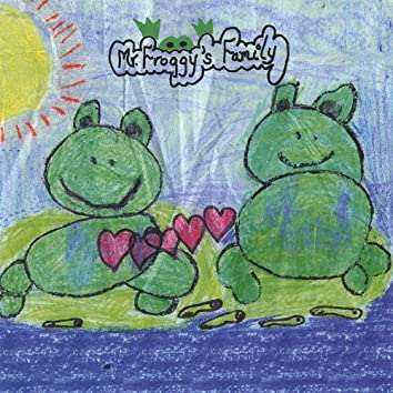 Mr. Froggy's Family