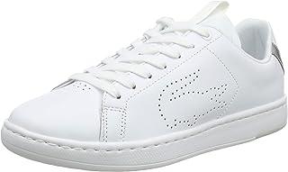 19024e2a2e5e Amazon.fr : Lacoste - Baskets mode / Chaussures femme : Chaussures ...