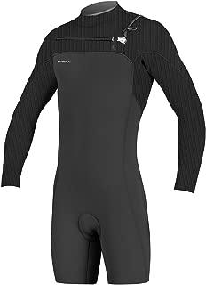O'Neill Men's Hyperfreak 2mm Chest Zip Long Sleeve Spring Wetsuit