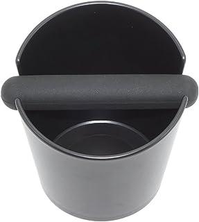 ABS製 エスプレッソ ノックボックス コーヒー用品 コーヒーマシン用 ブラック(B)