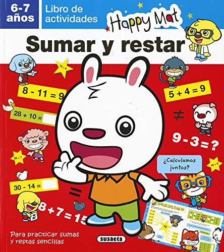 Sumar y restar (6-7 años) (Happy Mat)