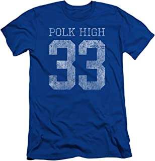 Married with Children- Polk High #33 Slim Fit T-Shirt