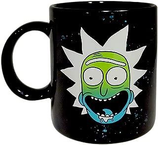 Rick and Morty Wubba-Lubba-Dub-Dub Ceramic Sound Coffee Mug, 16oz