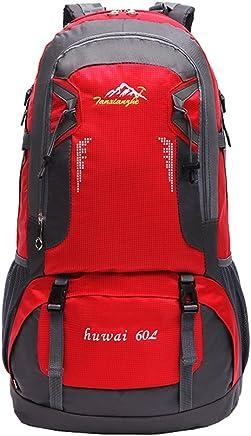 SMUNIFUR 60L Hiking Backpack for School 79a3f293e1f5a