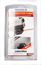 *Lasermax Micro-2-R Rail mounted laser sight (Red)
