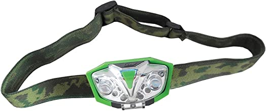 LUMii 10-465-200 LED Hoofd Torch - Groen