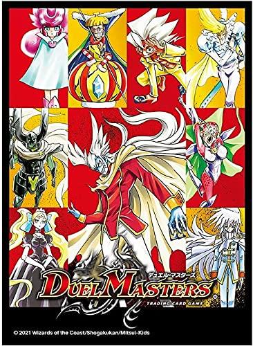 デュエルマスターズ 特製カードスリーブ(ザラキ) 42枚入り カードプロテクター 20thクロニクルデッキ 決闘!!ボルシャック・デュエル(DMBD16) デュエマ
