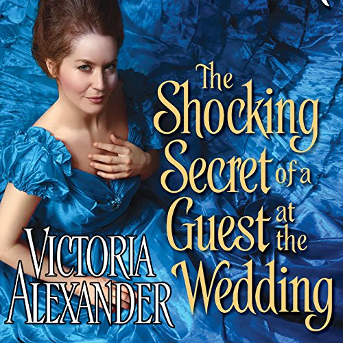 The Shocking Secret of a Guest at the Wedding audiobook cover art