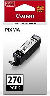 Canon PGI-270 Pigment Black Ink Tank Compatible to MG6820, MG6821, MG6822, MG5720, MG5721, MG5722, MG7720, TS5020, TS6020, TS8020, TS9020