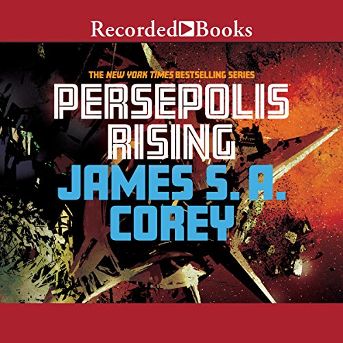 Persepolis Rising Audiobook By James S. A. Corey cover art