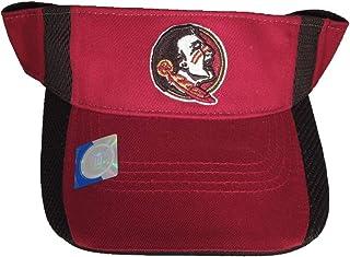 3c13fff3784d7 Collegiate Headwear FSU Florida State Seminoles Interception Visor