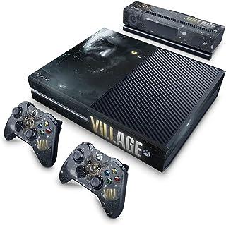 Skin Adesivo Xbox One Fat - Resident Evil Village
