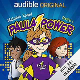 Paula Power - Die komplette 1. Staffel Titelbild