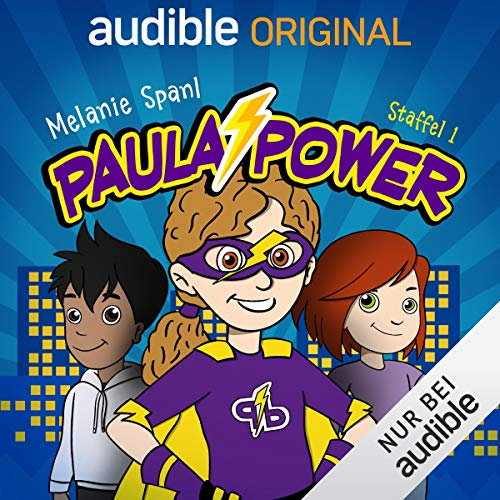 Couverture de Paula Power - Die komplette 1. Staffel
