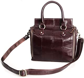 Best real leather crossbody bag Reviews