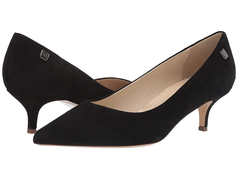 Bruno Magli Bamby (Black Suede) Women