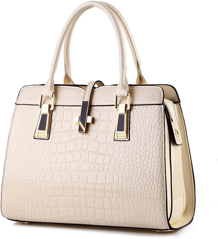 DRENECO Shopper Shoulder Handbag for Women,Packet Messenger Bag Ladies Handbag
