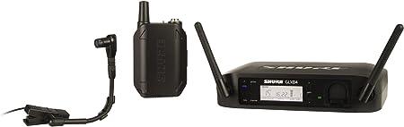 Shure GLXD14/B98 Rechargeable Digital Wireless Microphone