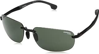 CARRERA Men's Sunglasses Rectangular Carrera 4010/S Matt Black