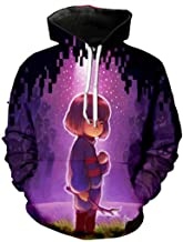 MaeFte Tales Sweater Blue Cosplay Costumes Sans Skull Hoodie