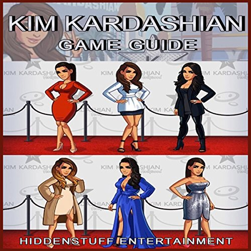 Kim Kardashian Hollywood Game Guide audiobook cover art