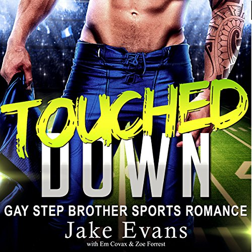 Touched Down audiobook cover art