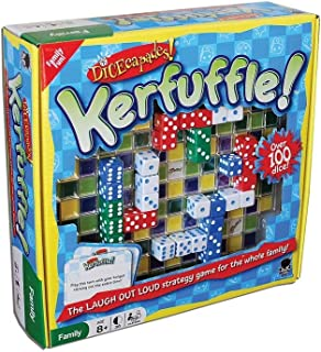 University Games Kerfuffle! Strategy Dice Game Activity for Kids