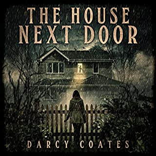 The House Next Door audiobook cover art