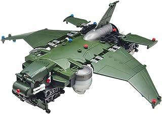 RIHIO社 1/60 MULTIABYSS V-LINK MECHAシリーズ MM004 空鲎运输机&陆鲎机甲 (SKY LIMULUS&GROUND HORSEFOOT) プラモデル (グリーン)